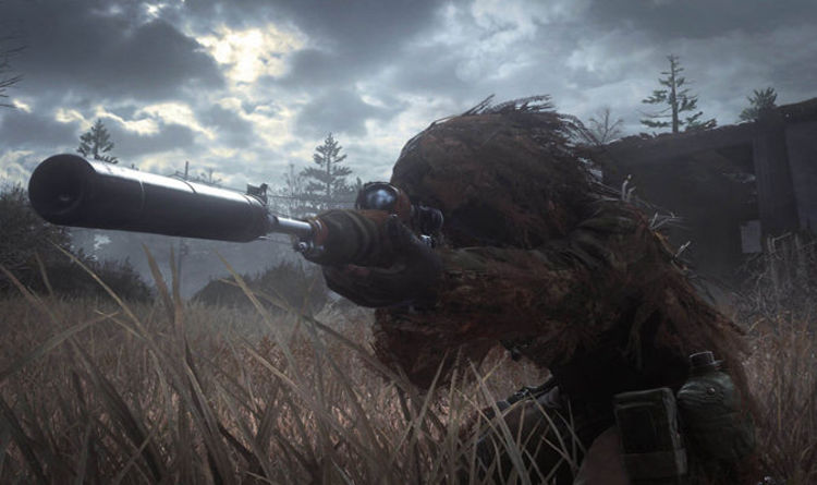 call of duty modern warfare remastered coop