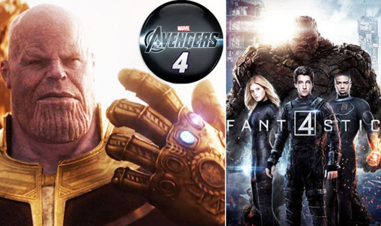 Fantastic Four Mcu Movie After Avengers 4 Ant Man 2 Director Is Keen Films Entertainment Express Co Uk