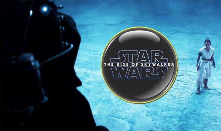Star Wars 9 The Rise Of Skywalker Leak First Look At Palpatine S Face In New Still Films Entertainment Express Co Uk