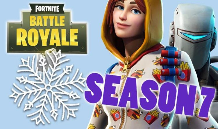 Fortnite Season 7 Release Date Skins Leaks Teaser Theme Map
