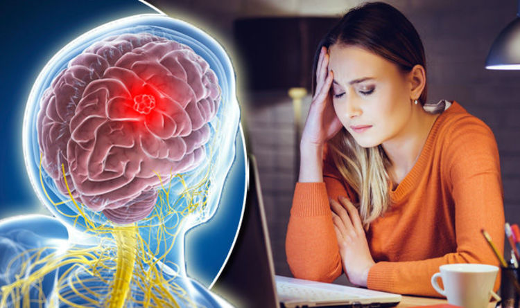 Where Brain Shakes May Be Key To >> Symptoms Of A Brain Tumour Eight Signs Of The Disease And What They