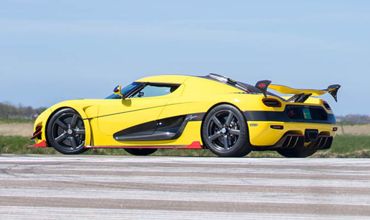 Koenigsegg Agera RS top speed world record video revealed from ...