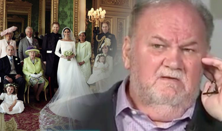 Meghan Markle Dad Fears Royal Family Has Frozen Him Out