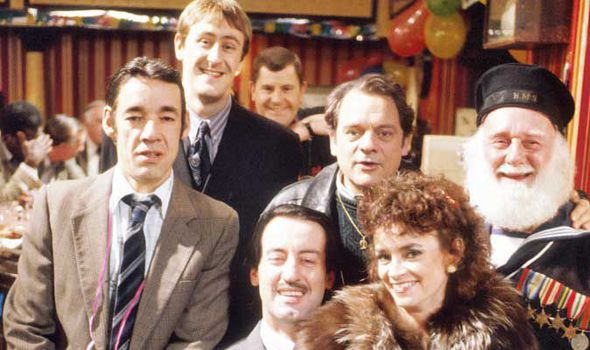 Only fools and horses xmas gifts for teenage