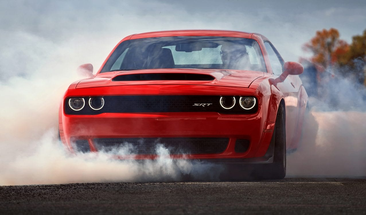 Dodge Demon Specs Price Photo Review