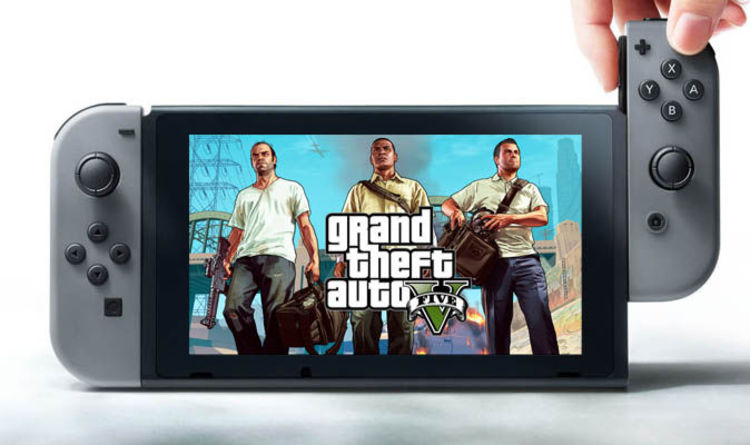 Gta 5 On Nintendo Switch Revealed Source Who Predicted La Noire