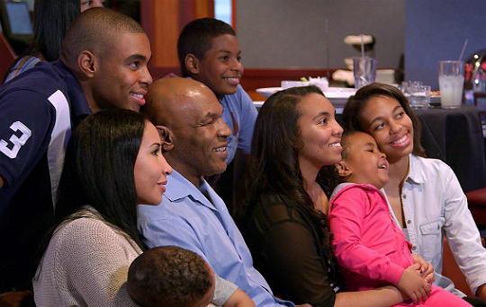 Tv Watch Being Mike Tyson Offers Insight Into The Family Life Of The Former Champion