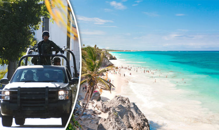Holiday Travel Update After Four Killed In Cancun Shooting