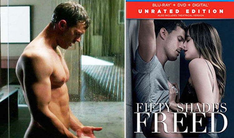 Fifty Shades Freed Dvd Blu Ray Unrated Version Jamie Dornan Full Frontal Gallery Here Films Entertainment Express Co Uk