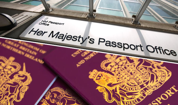 c4c7488637 UK passport renewal: Who can countersign passports on YOUR ...