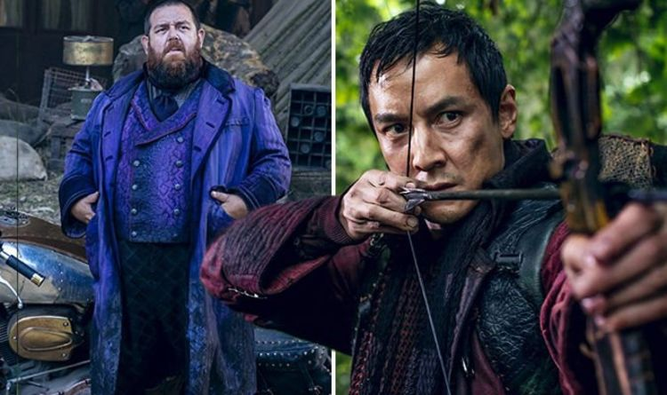 Into The Badlands cancelled: Why did AMC cancel Into the Badlands