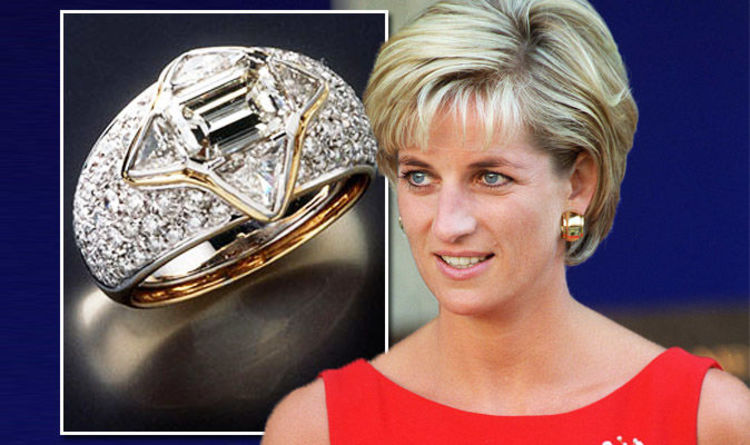Princess Diana Ring From Dodi Al Fayed Before Her Death What Did