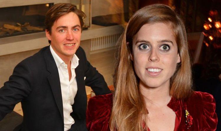 Princess Beatrice Boyfriend Who Is Edoardo Mapelli Mozzi Is He