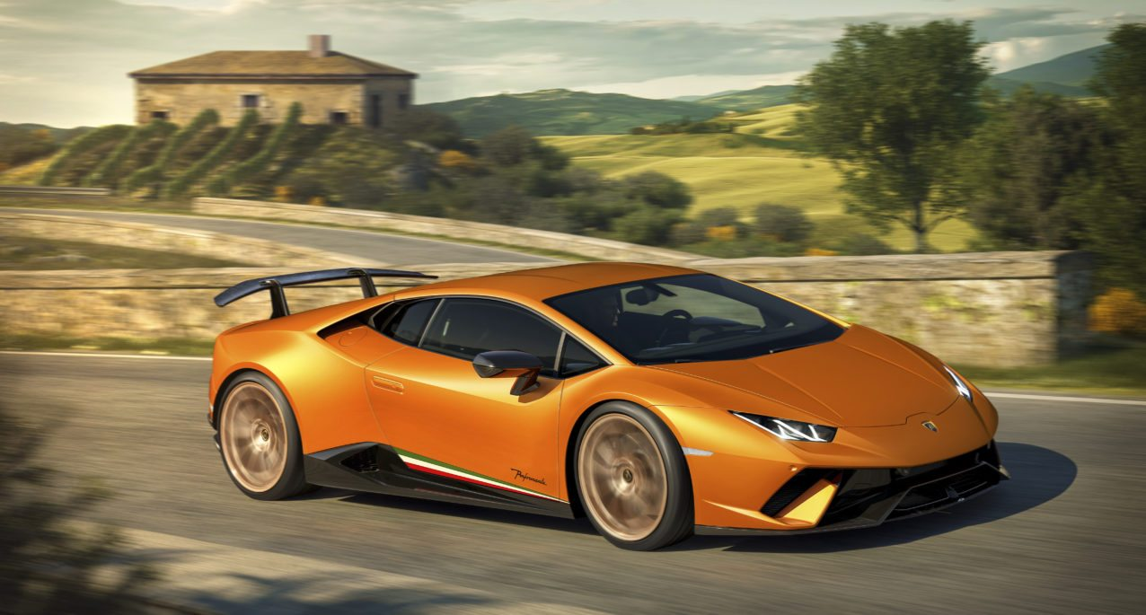 Lamborghini Huracan Horsepower >> Lamborghini Huracan Performante Price Specs Photos Review