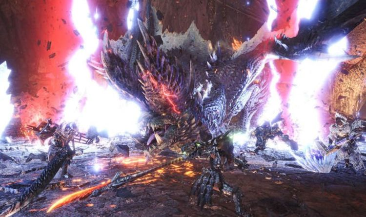 Monster Hunter World Update Mhw Iceborne Alatreon Release Time And Patch News Gaming Entertainment Express Co Uk