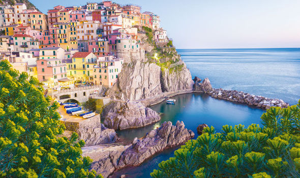 10 Best Things To Do In The Villages Of Cinque Terre Italy Beach