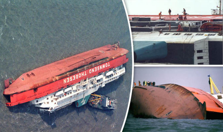 Zeebrugge Ferry Disaster What Happened 30 Years Ago Why Did The