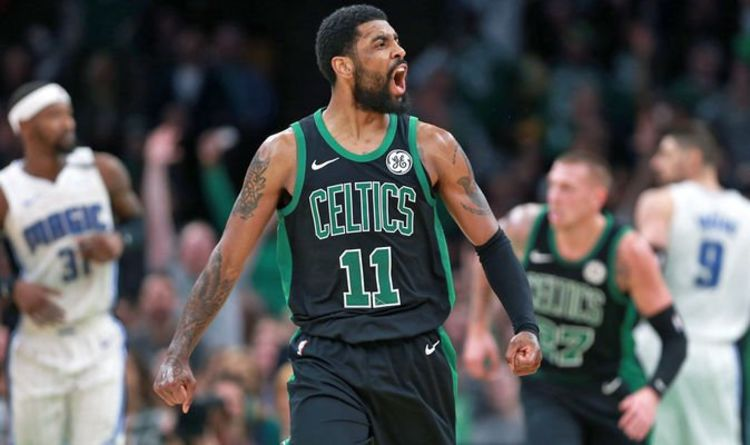 27af1962d4fd LeBron James  Kyrie Irving hands Lakers major boost in free agency ...