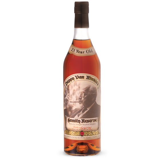 bac51ba2e4a Pappy Van Winkle s Family Reserve 23 Year Bourbon