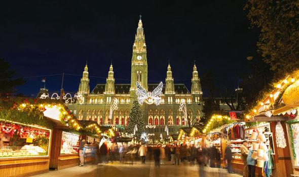 Travel Activity Christmas Market Festive Holiday Europe Kirsty Nutkins