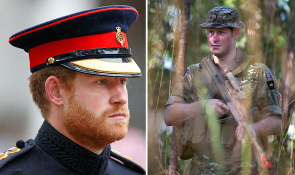 984af3c4ca2 Regiments battle over securing Prince Harry as their honorary ...