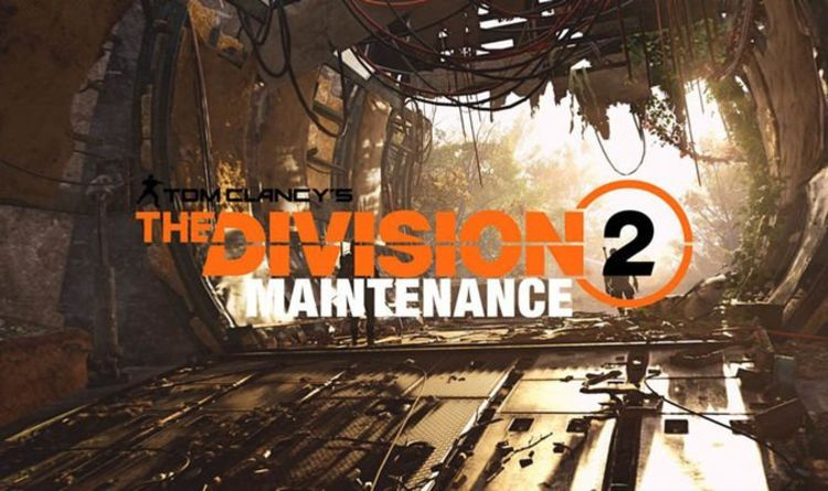 Division 2 DOWN: Server status latest and patch notes news