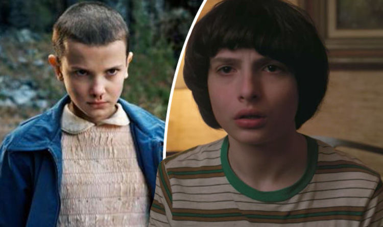 stranger things season 2 where is eleven hiding mike s got a big