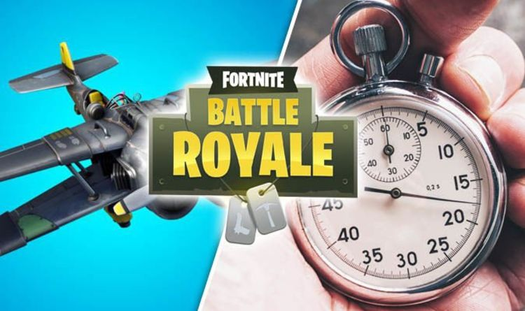 fortnite time trials plane timed trials map locations revealed week 9 challenge guide - fortnite complete time trials in an x 4