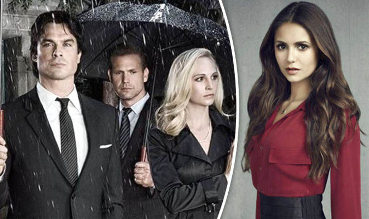 The Vampire Diaries: When is season 8 released on Netflix