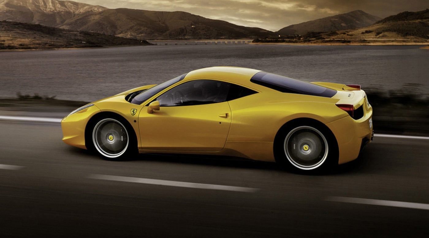 Ferrari 458 Italia Specs Price Photos Review By Dupont Registry