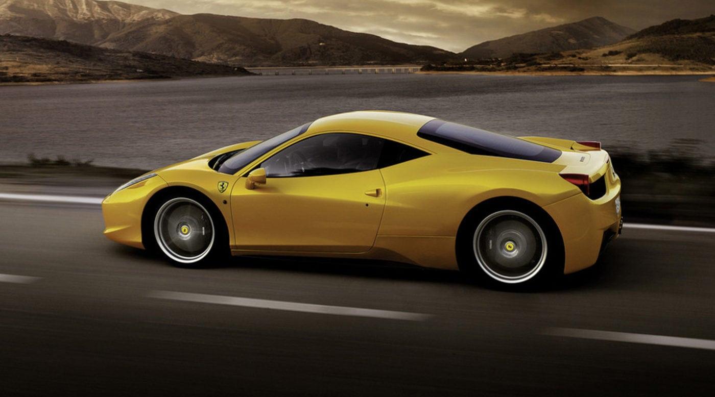 Ferrari 458 Italia Specs Price Photos Review By Dupont Registry