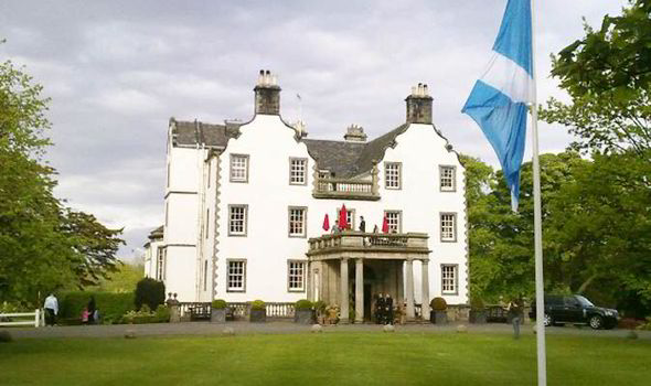 The Prestonfield House Hotel