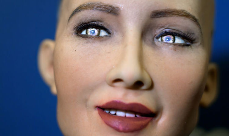 Robot who wants to 'DESTROY humans' has been given Saudi Arabia