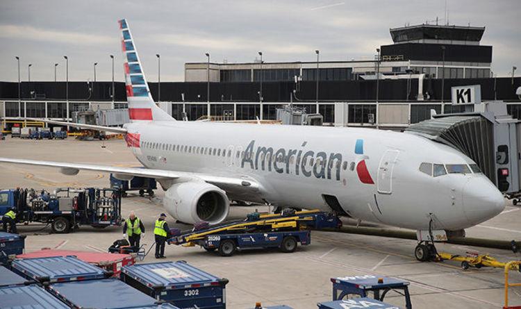 Resultado de imagen para American Airlines aircraft quarantine