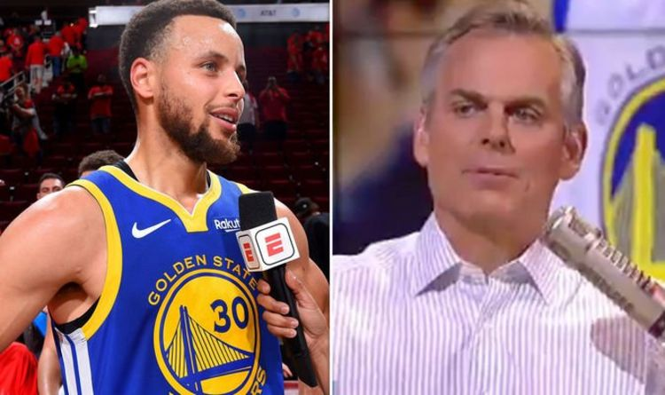 ced79811002 NBA news  Warriors star Steph Curry NOT respected like James Harden for one  reason
