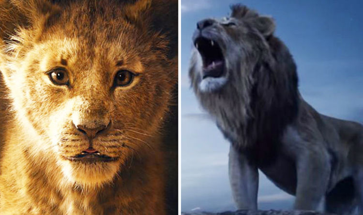 Lion King 2019 Release Date When Is Live Action Remake