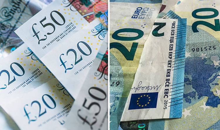 Pound Live Gbp Sterling Soars Against Euro As Italy Sends Panic
