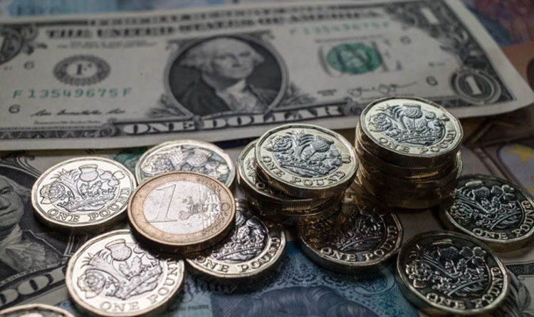 Pound Us Dollar Exchange Rate Gbp Steas Against Usd As Ireland Braced To Back May