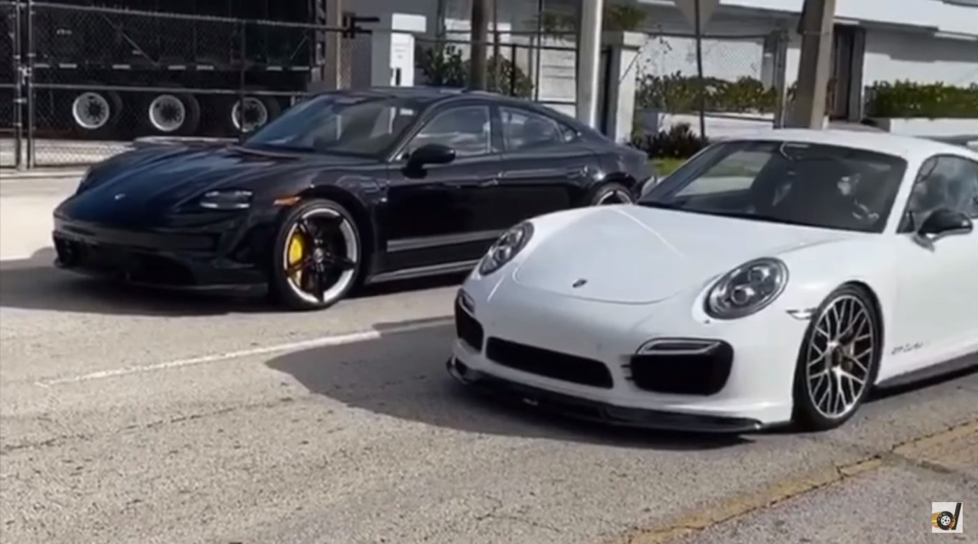 Porsche Taycan Turbo S Vs Turbo By Dragtimes