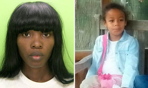 shanay walker evil aunt jailed for worst case of child cruelty