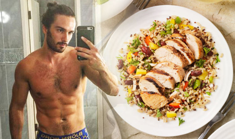 Weight Loss Joe Wicks Reveals The Ideal Daily Meal Diet Plan To