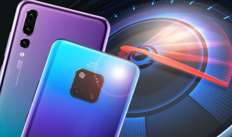 Huawei P20 Pro and Mate 20 Pro are braced for a huge speed