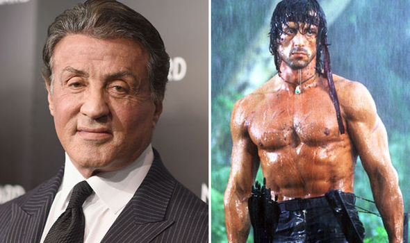How old sylvester stallone