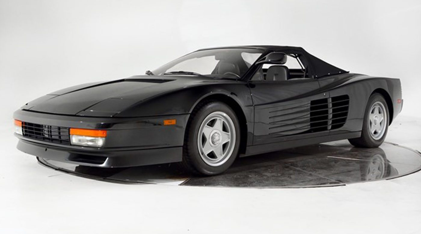 Ferrari Testarossa Price Specs Photos Review By Dupont Registry