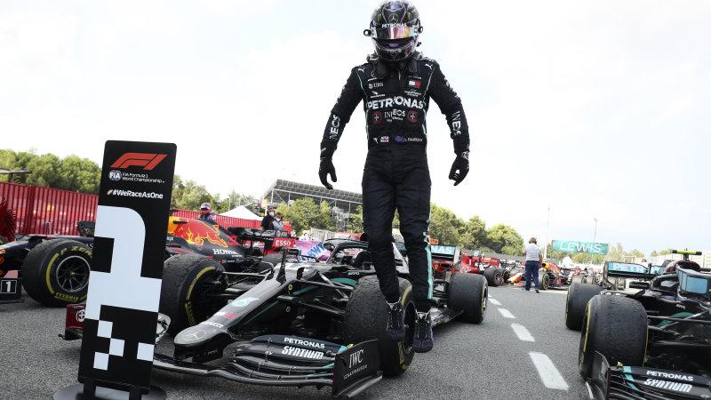 Lewis Hamilton wins 2020 Spanish Grand Prix   Autoblog