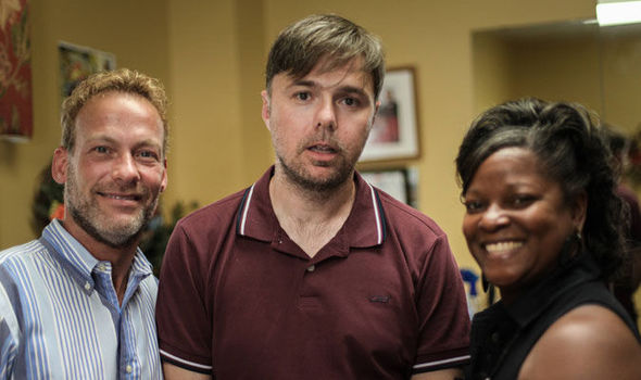 Karl pilkington on his role int the moaning of life tv radio karl pilkington the moaning of life tv interview david stephenson m4hsunfo