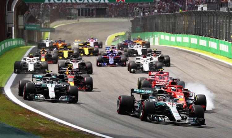 f1 2019 schedule: race list, drivers, teams - full f1 2019 calendar