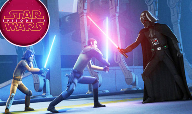 Star Wars 9 Leaked Scene Describes This Legendary Character From Star Wars Rebels Films Entertainment Express Co Uk