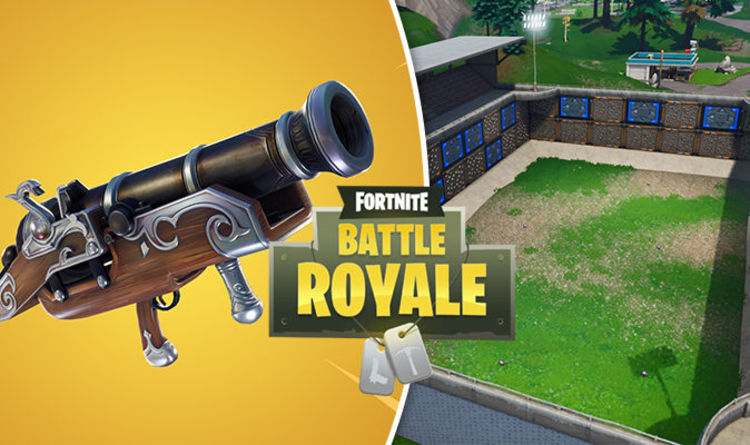 Fortnite Update 5 41 Patch Notes Soaring Solos Port A Fortress