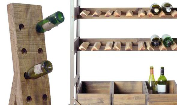 Find The Perfect Wine Rack For Your Home In Our Selection